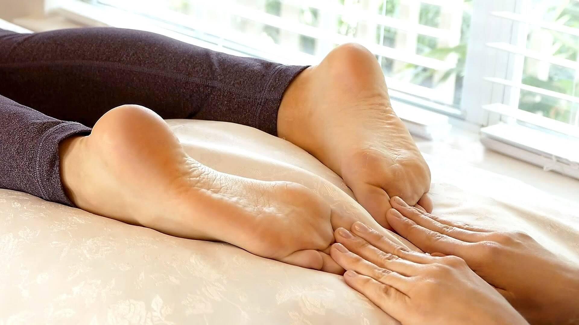 voetenmassage